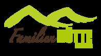 Familienhütte –Logo